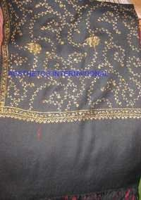 Designer Kashmiri Embroidery Shawls