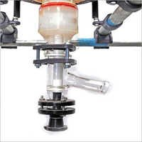 Glass Bottom Flush Valve