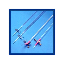Laboratory Glass Burette