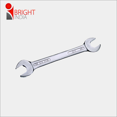 Double Open End Spanner Cold Stamped