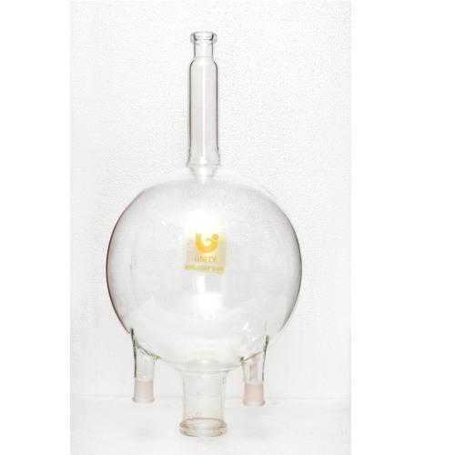 Spherical Glass Vessels