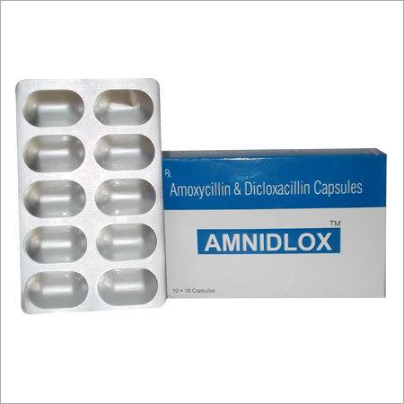 Dicloxacillin Capsules