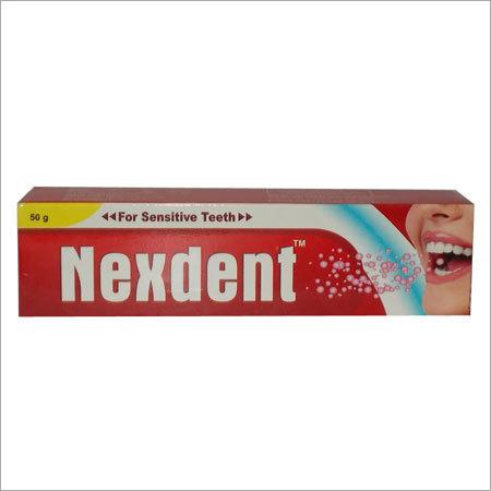 Nexdent for Sensitive Teeth
