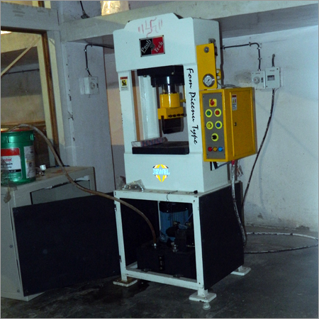 Hydraulic Silver Cutting Machine