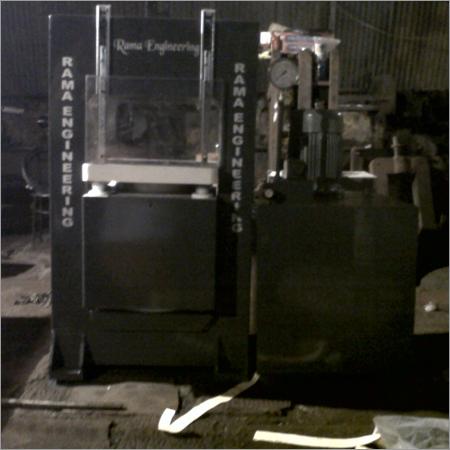 100 Ton Hydraulic Press