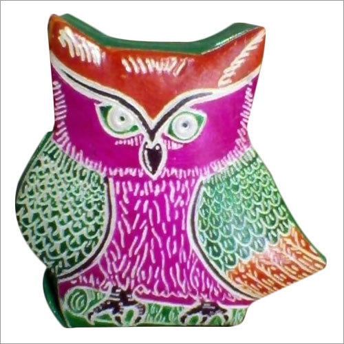 Owl Face Coin Pouch