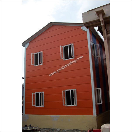 SINTEX SANDWICH PANEL FOR ROOFING AND WALLING