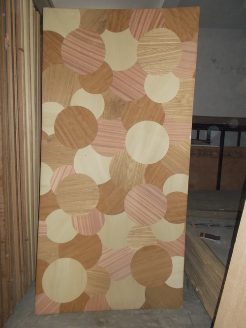 Flexible Plywood