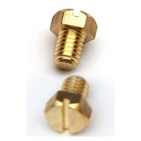 Brass Hex Screw