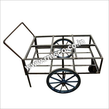 Garbage Trolley Wheel Barrow