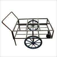 Garbage Trolley Wheel Barrow