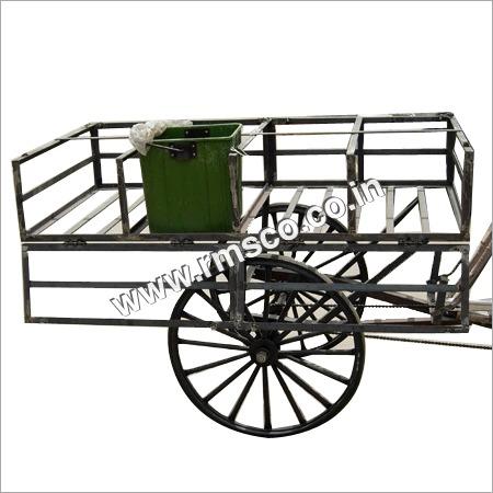 Garbage Litter Waste Trolley Rickshaw