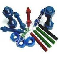 Xylan Coated Bolts and Nuts