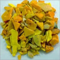 Hdpe Yellow Crate