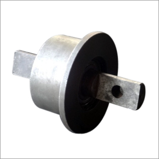 Single Flange Type Wheel Assembly