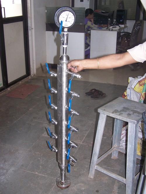Instrument Air Headers