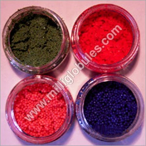 Cosmetic beads