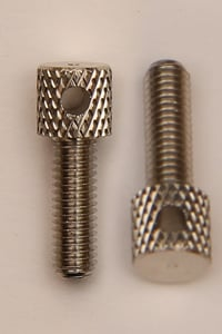 Brass Knurling Screw