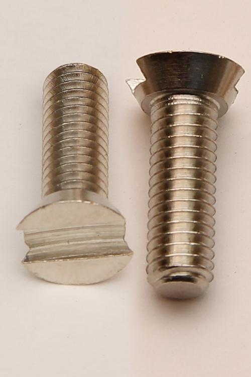 Brass CSK Screw