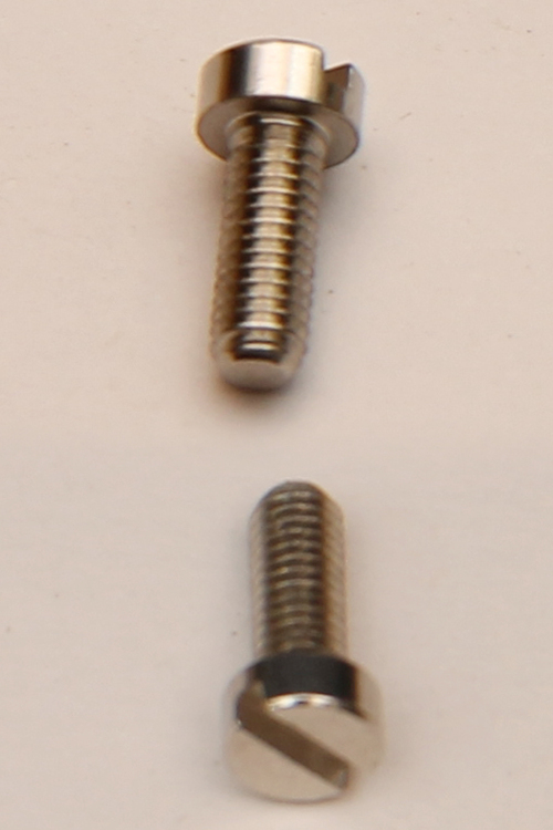 Brass Fasteners Screws