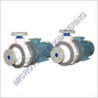 Polypropylene Chemical Pumps