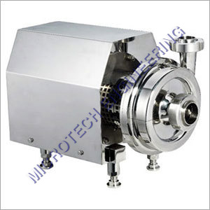 Sparkler Filter Press Pump