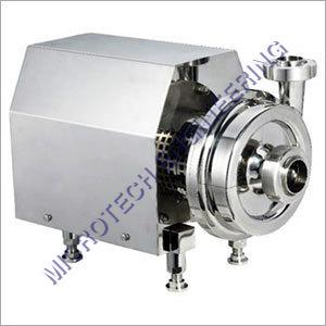 Sparkler Filter Press Pump