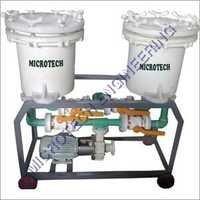 Hydraulic Duplex Filters