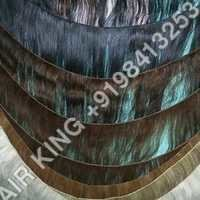 Remy Single Drawn Straight & Curly Machine Weft