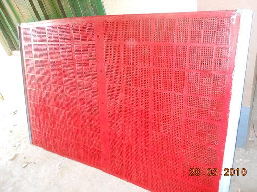 Polyurethane Vibrating Screen