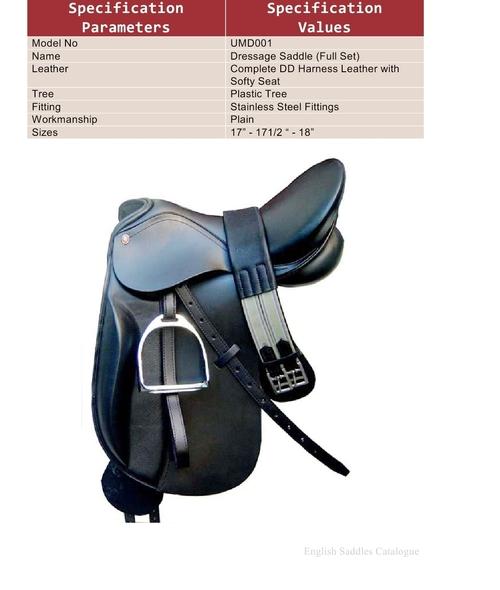Leather Horse Saddlers