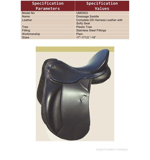 Designer Horse Saddles