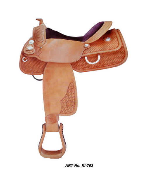 Modern Western Saddles
