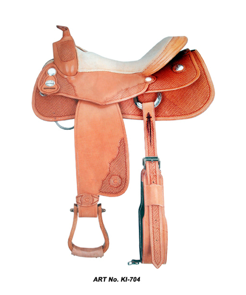 Customized Western Saddles