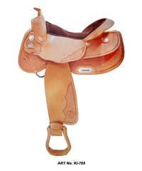 Pure Leather Western Saddles