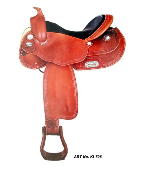 Western Style Saddles