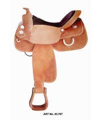 Western Leather Horse Saddles