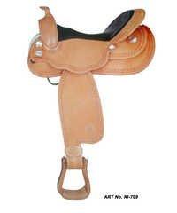 Western Horse Saddler