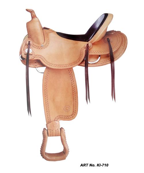 Designer Western Saddles