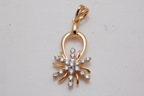real jewelry manufacturing company from india, light weight diamond jewelry design