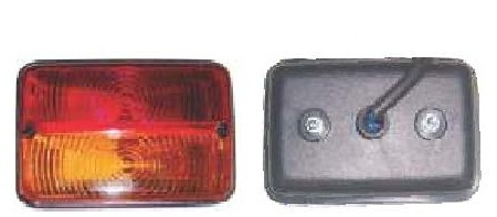 Auto Tail Flasher Lamp