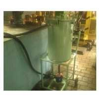 Industrial Oil Retention Units