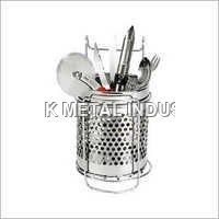Stainless Steel Cutlery Holders
