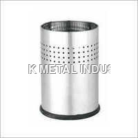 Half Perforated Dustbin
