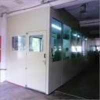 Noise Control Operator Cabin