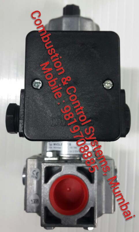Dungs gas solenoid valves and coils