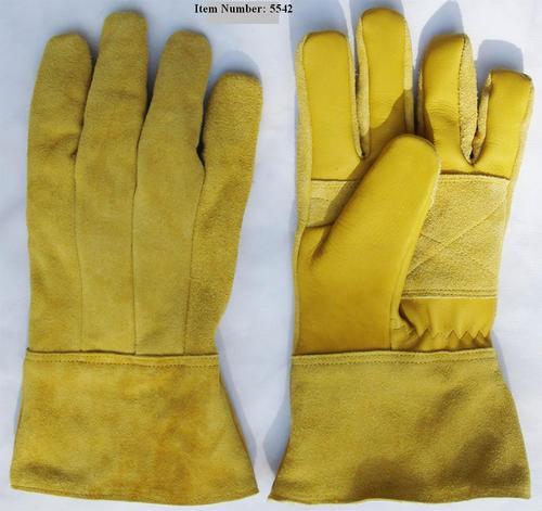 Lether Gloves