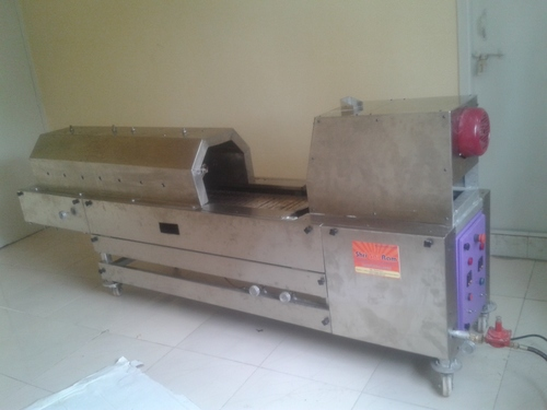 Round Type Automatic Chapati Rolling Machine