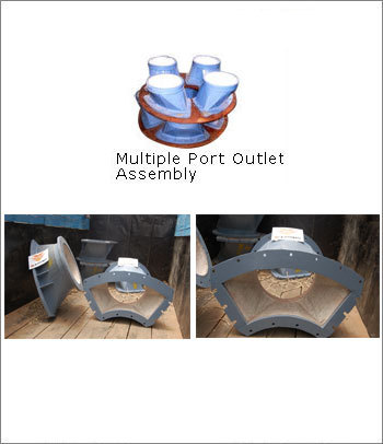 Multiple Port Outlet (MPO)