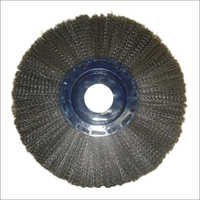 Circular Crimped Wire Brush